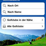 App - Albrecht Golf Guide - Android
