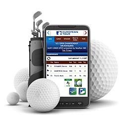 Rubrik - golf mobil
