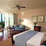 Blick in ein Superior Beachfront-Zimmer