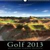 Deckblatt des Golfkalenders 2013 - PAR Verlag