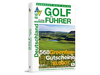 Dick, üppig, informativ: Albrechts neuer Golf Führer für Deutschland mit Bonusfeatures