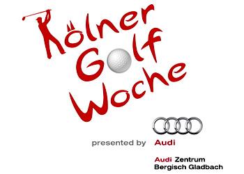 Kölner Golfwoche presented by SteinGruppe startet 2013 mit Audi durch