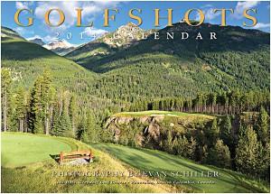 Golfshots Kalender 2014 | by Evan Schiller