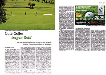 Eigener Artikel in einem Printjournal zur Einführung der Hologrammkennzeichung von DGV-Ausweisen