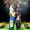 Kaymer und Manassero im Maxx Royal Showdown, Belek (TR)