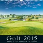 Golfkalender 2015 - Deckblatt - Golfpark Gut Häusern