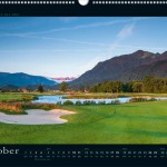 Golfkalender 2015 – Monat Oktober - Golf Resort Achental