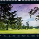 Golfkalender 2015 – Monat April – Golf Klub Braunschweig
