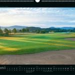 Golfkalender 2016 – Monat Juni – GC Bensheim