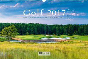 Golfkalender 2017 - Deckblatt - Sport- und Golf Resort Gut Wissmannshof