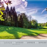 Golfkalender 2017 - Monat September - Bielefelder Golfclub
