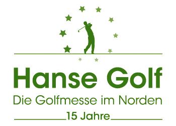 Jubiläumslogo der Hanse Golf 2017