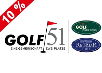 golf51 südlich von Hannover bietet ADAC Mitgliedern einen Rabatt von 10 Prozent auf das Tagesgreenfee