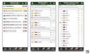 Alle laufenden Turniere, die dazugehörigen Leaderboards als auch eine eigene Favoritenliste bringen den App-Nutzer schnell auf den neuesten Ergebnisstand